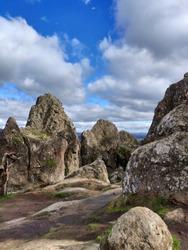 Hanging Rocks, Woodend, Victoria, Australia