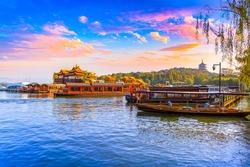 Hangzhou West Lake classical garden
