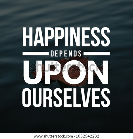 Happiness Quotes For Life Ez Canvas