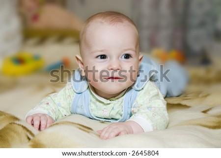 happy baby #2645804