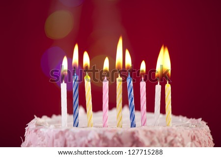 Happy Birthday Cake Background Images Happy Birthday Cake Shot on a