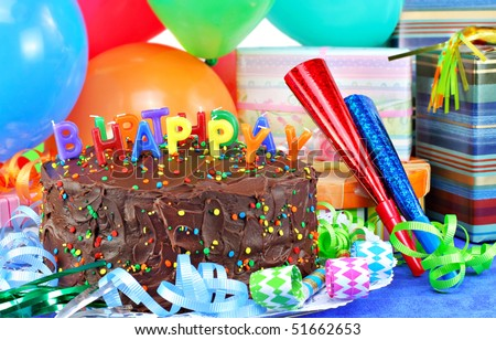 stock photo : Happy Birthday