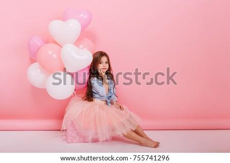 happy brightful image of cute...