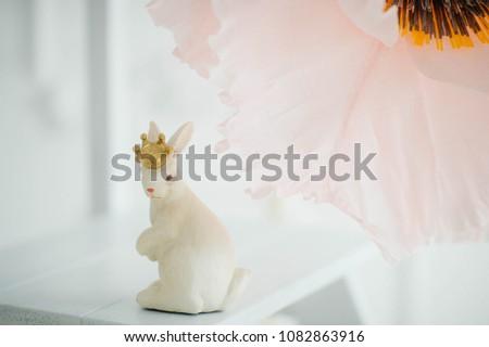 Happy Easter Bunny #1082863916