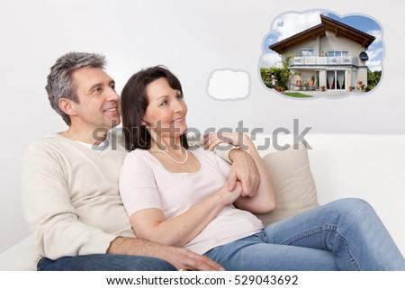 Happy Family Dream House #529043692