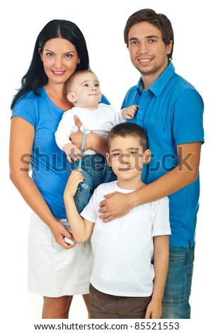 Family of Four Posing Ideas http://ajilbab.com/posing/posing-family.htm