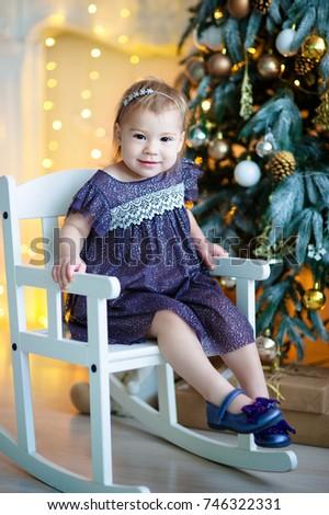 happy kid girl 2 year old...