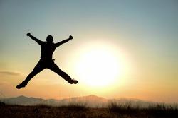 happy lifestyle and exuberant life