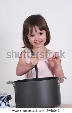 Happy Little Chef