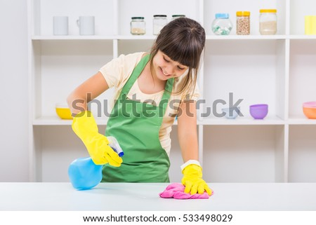 Best Kitchen Counter Cleaner With A Sent
