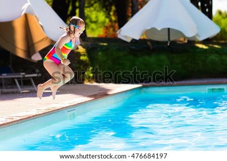 Kid Jump Pool Images