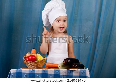 Happy Little Kitchen Boy Shows Gesture Attention Quo T Index Finger Up Kid In The Kitchen Preparing A Meal Stock Images Page Everypixel