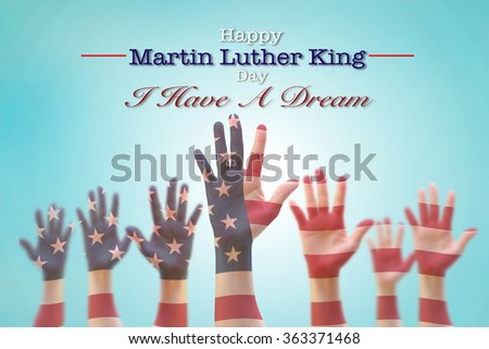 Happy Martin Luther King day in USA