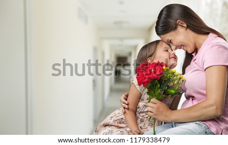 Happy mother and child #1179338479