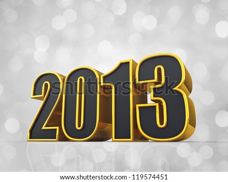 Happy New Year , 2013