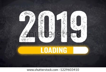 Happy New Year 2019 #1229603410