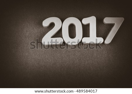 Happy New Year 2017 background #489584017