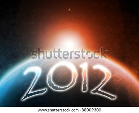 Happy New Year 2012, Happy Apocalypse