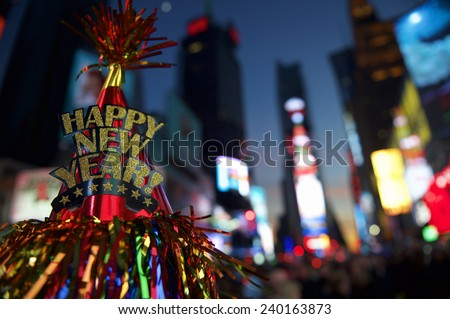 colorful new year decoration - photo #49