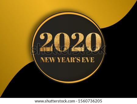 Happy New years eve 2020