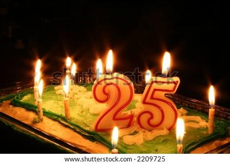 Happy 25th Birthday Party