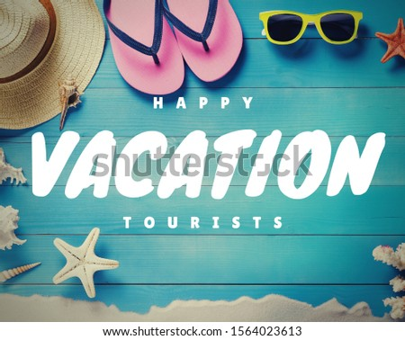 Happy Vacation Day For Tourists 2020,Vacation Day,Happy Vacation,Vacation Ideas