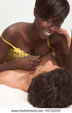 Black women making love
