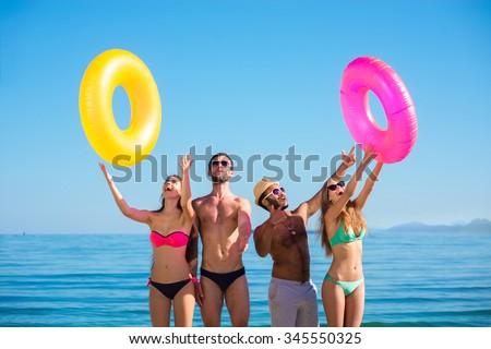 people on beach free photo iso republic