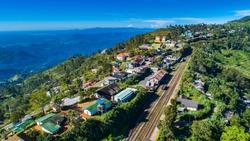 Haputale  - a town of Badulla District in the Uva Province, Sri Lanka.