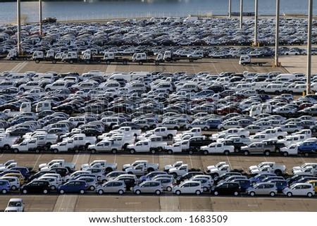 Harbour Car Park - Sydney Australia