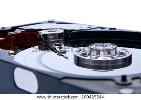 hard disk, data protection, the damaged disc, the system vulnerable