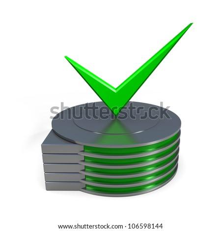 hard disk drive icon