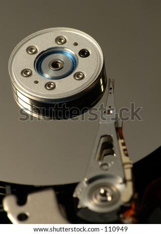 Hard disk head II #110949