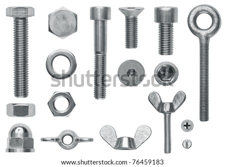 Hardware screw collection #76459183