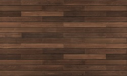 Hardwood boardwalk decking seamless texture
