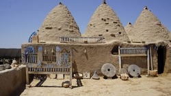Harran, also known as Carrhae, was a major ancient city in Upper Mesopotamia whose site is in the modern village of Harran, Turkey, 44 kilometers southeast of Şanlıurfa.