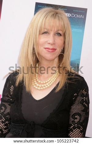 "Harriet Rose at the Los Angeles Premiere of ""Stripped Down'. Laemmle's Sunset 5, West Hollywood, CA. 05-21-09 - stock photo"