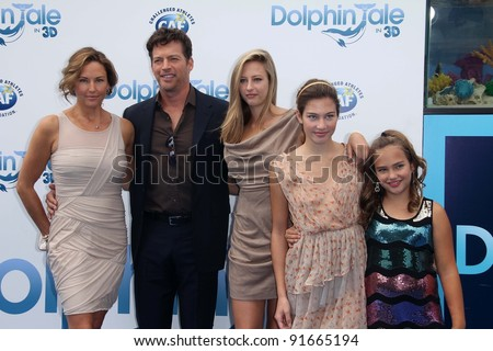 Harry Connick Jr Daughters