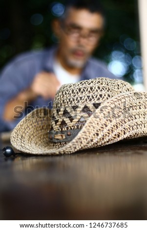 Hats made from water hyacinth, Hat weave, hat ,Cowboy Hat weave,Cowboy Hat #1246737685