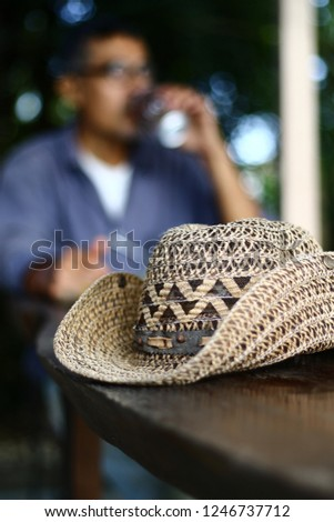 Hats made from water hyacinth, Hat weave, hat ,Cowboy Hat weave,Cowboy Hat #1246737712