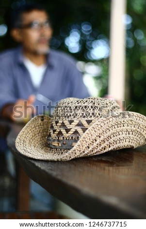 Hats made from water hyacinth, Hat weave, hat ,Cowboy Hat weave,Cowboy Hat #1246737715