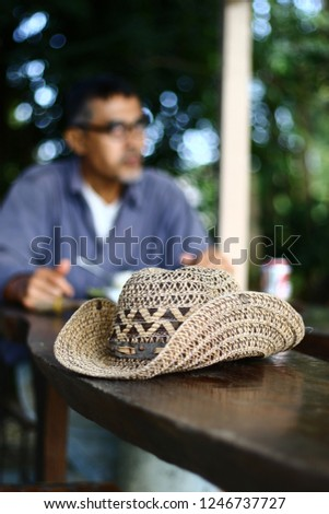 Hats made from water hyacinth, Hat weave, hat ,Cowboy Hat weave,Cowboy Hat #1246737727