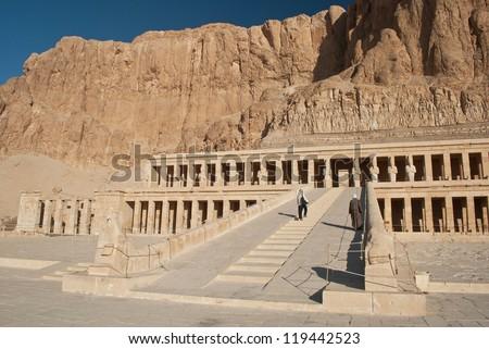 Hatshepsut temple #119442523