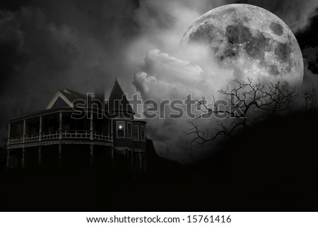 haunted House for halloween