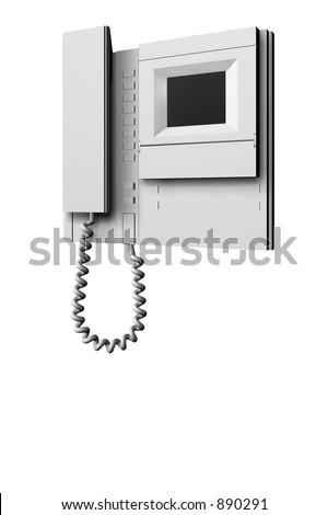 Hausanlage Stock foto ©
