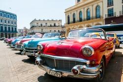 Havana Cuba Classic Cars