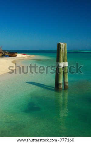 Haven: Beach of Dry Tortugas National park, florida