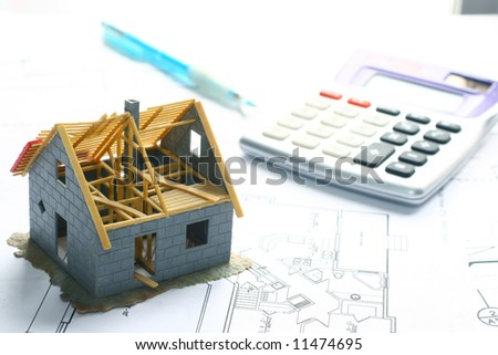 having a new house project