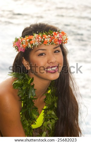 stock photo hawaiian girl in a bikini with flowers on lava cliffs by the ocean in hawaii 25682023 Stephane Donaldson has become the second man from Montreal to claim the ...