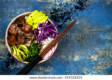 how to start a poke bowl business